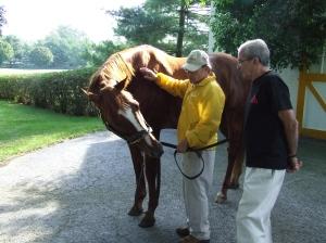 Eddington, Tony Battaglia and Jim